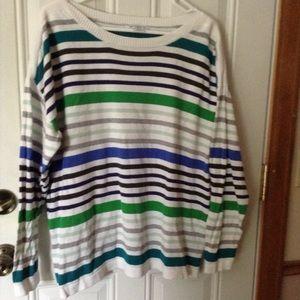 Liz Claiborne Woman long sleeve sweater